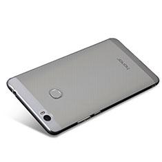 Housse Ultra Fine TPU Souple Transparente T08 pour Huawei Honor V8 Max Clair