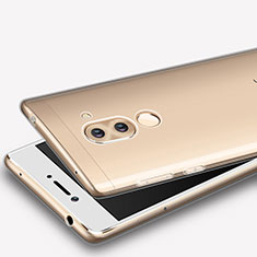 Housse Ultra Fine TPU Souple Transparente T08 pour Huawei Mate 9 Lite Clair