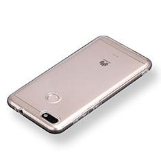 Housse Ultra Fine TPU Souple Transparente T08 pour Huawei P9 Lite Mini Clair