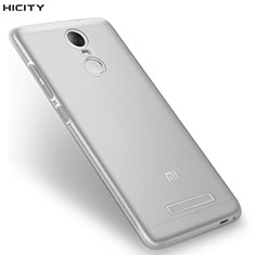 Housse Ultra Fine TPU Souple Transparente T08 pour Xiaomi Redmi Note 3 Clair