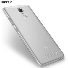 Housse Ultra Fine TPU Souple Transparente T08 pour Xiaomi Redmi Note 3 MediaTek Clair