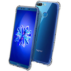 Housse Ultra Fine TPU Souple Transparente T09 pour Huawei Honor 9 Lite Clair