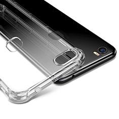 Housse Ultra Fine TPU Souple Transparente T09 pour Huawei Honor V8 Max Clair