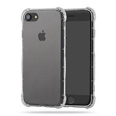 Housse Ultra Fine TPU Souple Transparente T10 pour Apple iPhone 7 Clair