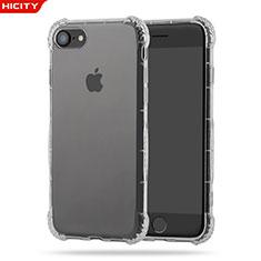 Housse Ultra Fine TPU Souple Transparente T10 pour Apple iPhone 8 Clair