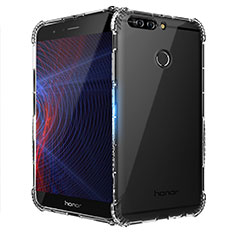 Housse Ultra Fine TPU Souple Transparente T10 pour Huawei Honor 8 Pro Clair