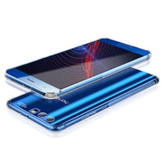 Housse Ultra Fine TPU Souple Transparente T10 pour Huawei Honor 9 Argent