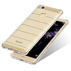 Housse Ultra Fine TPU Souple Transparente T10 pour Huawei Honor V8 Max Clair