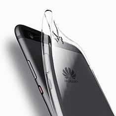 Housse Ultra Fine TPU Souple Transparente T11 pour Huawei P10 Plus Clair