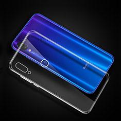 Housse Ultra Fine TPU Souple Transparente T11 pour Xiaomi Redmi Note 7 Pro Clair