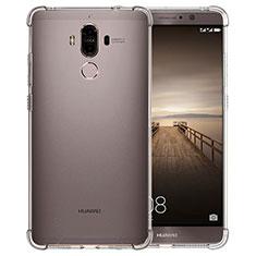 Housse Ultra Fine TPU Souple Transparente T12 pour Huawei Mate 9 Clair