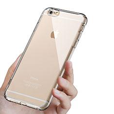 Housse Ultra Fine TPU Souple Transparente T15 pour Apple iPhone 6 Clair