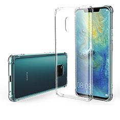 Housse Ultra Fine TPU Souple Transparente Z01 pour Huawei Mate 20 Pro Clair