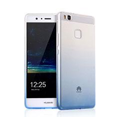 Housse Ultra Fine Transparente Souple Degrade pour Huawei P9 Lite Noir