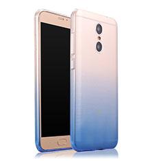 Housse Ultra Fine Transparente Souple Degrade pour Xiaomi Redmi Pro Bleu