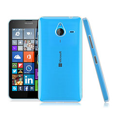 Housse Ultra Slim Silicone Souple Transparente pour Microsoft Lumia 640 XL Lte Clair