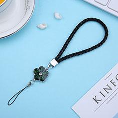 Laniere Bracelet Poignee Strap Universel K11 Noir