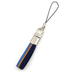 Laniere Bracelet Poignee Strap Universel K15 Bleu