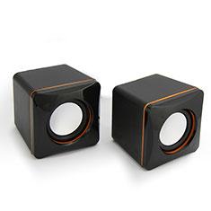 Mini Haut-Parleur Enceinte Portable Haut Parleur pour Huawei Enjoy 9 Plus Noir