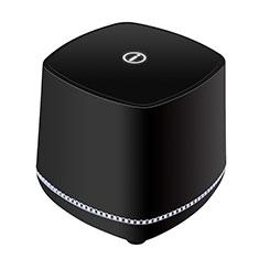 Mini Haut-Parleur Enceinte Portable Haut Parleur W06 pour Huawei MediaPad M5 8.4 SHT-AL09 SHT-W09 Noir