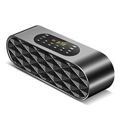 Mini Haut Parleur Enceinte Portable Sans Fil Bluetooth Haut-Parleur K03 pour Huawei MediaPad M5 8.4 SHT-AL09 SHT-W09 Noir