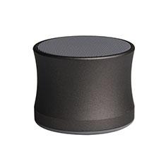Mini Haut Parleur Enceinte Portable Sans Fil Bluetooth Haut-Parleur S14 pour Huawei MediaPad M5 8.4 SHT-AL09 SHT-W09 Noir