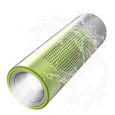 Mini Haut Parleur Enceinte Portable Sans Fil Bluetooth Haut-Parleur S15 pour Google Pixel 3 XL Vert