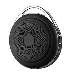 Mini Haut Parleur Enceinte Portable Sans Fil Bluetooth Haut-Parleur S20 pour Huawei MediaPad M5 8.4 SHT-AL09 SHT-W09 Noir