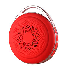Mini Haut Parleur Enceinte Portable Sans Fil Bluetooth Haut-Parleur S20 pour Huawei Honor Magic 2 Rouge