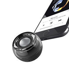 Mini Haut Parleur Enceinte Portable Sans Fil Bluetooth Haut-Parleur S28 pour Huawei MediaPad M5 8.4 SHT-AL09 SHT-W09 Noir