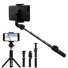 Perche de Selfie Sans Fil Bluetooth Baton de Selfie Extensible de Poche Universel S23 pour Google Pixel 3 Noir