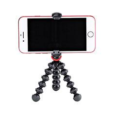 Perche de Selfie Trepied Sans Fil Bluetooth Baton de Selfie Extensible de Poche Universel T04 pour Wiko Cink Five Noir