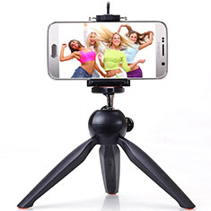 Perche de Selfie Trepied Sans Fil Bluetooth Baton de Selfie Extensible de Poche Universel T05 pour Orange Nura Noir