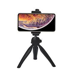 Perche de Selfie Trepied Sans Fil Bluetooth Baton de Selfie Extensible de Poche Universel T07 pour Orange Nura Noir