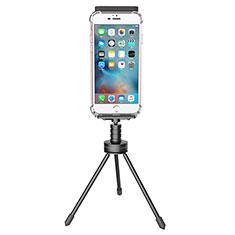 Perche de Selfie Trepied Sans Fil Bluetooth Baton de Selfie Extensible de Poche Universel T17 Noir