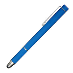 Stylet Tactile Ecran Universel P16 pour HTC 8X Windows Phone Bleu