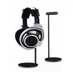 Support Casque Ecouteur Cintre Universel pour Huawei P Smart 2019 Noir