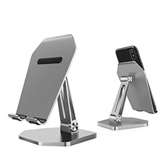 Support de Bureau Support Smartphone Universel K22 pour Apple iPhone 11 Argent