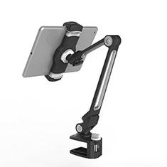 Support de Bureau Support Tablette Flexible Universel Pliable Rotatif 360 T43 pour Apple iPad 4 Noir