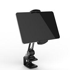 Support de Bureau Support Tablette Flexible Universel Pliable Rotatif 360 T45 pour Samsung Galaxy Tab S 10.5 LTE 4G SM-T805 T801 Noir