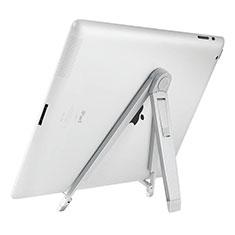 Support de Bureau Support Tablette Universel pour Apple iPad 4 Argent