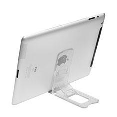 Support de Bureau Support Tablette Universel T22 pour Apple iPad New Air (2019) 10.5 Clair