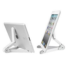 Support de Bureau Support Tablette Universel T23 pour Apple iPad 4 Blanc