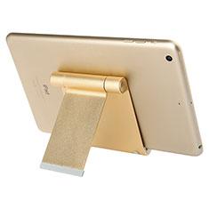 Support de Bureau Support Tablette Universel T27 pour Apple iPad 3 Or