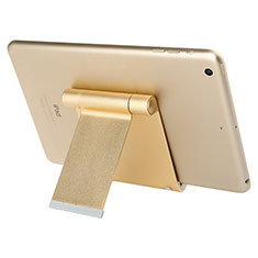 Support de Bureau Support Tablette Universel T27 pour Apple iPad New Air (2019) 10.5 Or
