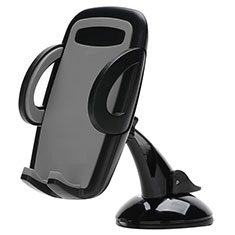 Support de Voiture avec Ventouse Universel H09 pour Huawei Mate 20 Noir