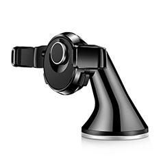 Support de Voiture avec Ventouse Universel H14 pour Huawei Mate 20 Noir