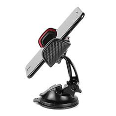 Support de Voiture avec Ventouse Universel H18 pour Huawei Mate 20 Noir
