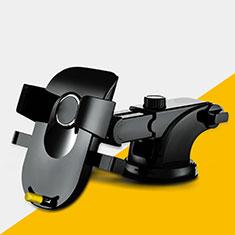 Support de Voiture avec Ventouse Universel H20 pour Huawei Mate 20 Noir