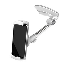 Support de Voiture avec Ventouse Universel H22 pour Huawei Honor WaterPlay 10.1 HDN-W09 Argent